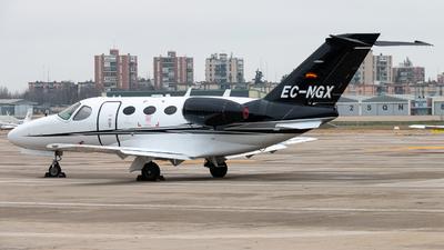 EC-NGX - Cessna 510 Citation Mustang - Private