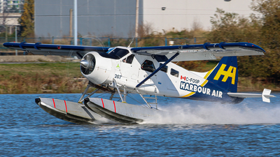 A picture of CFOSP - De Havilland Canada DHC2 Beaver - [1501] - © Luft Spotter