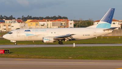 HA-FAZ - Boeing 737-476(SF) - ASL Airlines