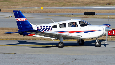 N386D - Piper PA-28-181 Archer TX - Airline Transport Professionals
