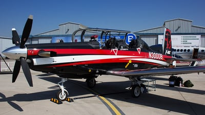 N3000B - Raytheon T-6B Texan II - Raytheon Aircraft