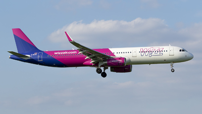 A picture of GWUKC - Airbus A321231 - Wizz Air - © RAFAL KUKOWSKI