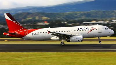 N499TA - Airbus A320-233 - TACA International Airlines