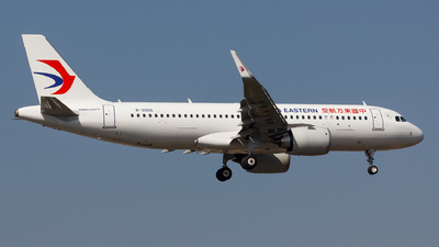 B-30DS - Airbus A320-251N - China Eastern Airlines