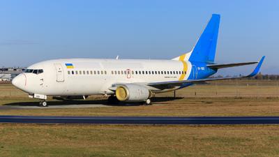A picture of URGBD - Boeing 73736Q - Ukraine Int. Airlines - © vwmatze
