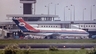 4W-ACG - Boeing 727-2N8(Adv) - Yemenia - Yemen Airways