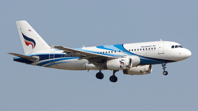 HS-PPR - Airbus A319-132 - Bangkok Airways