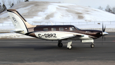 C-GBRZ - Piper PA-46-M600 - Private