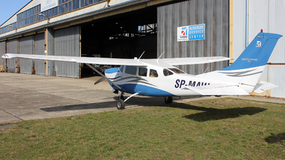 SP-MAW - Cessna T206H Turbo Stationair - Private