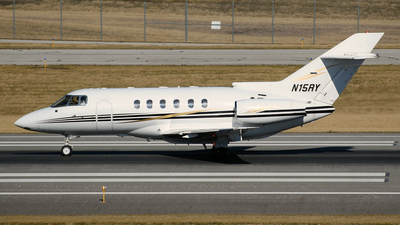 N15RY - Raytheon Hawker 800XP - Biz Commute