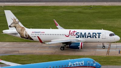 A picture of LVHEK - Airbus A320232 - JetSMART - © Fernando Ariel Torre