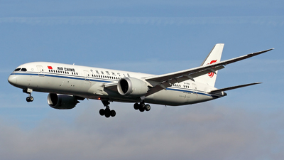 B-1466 - Boeing 787-9 Dreamliner - Air China