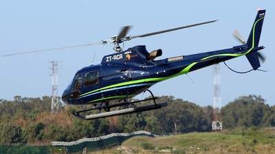 ZT-RCR - Airbus Helicopters H125 - Savannah Helicopters