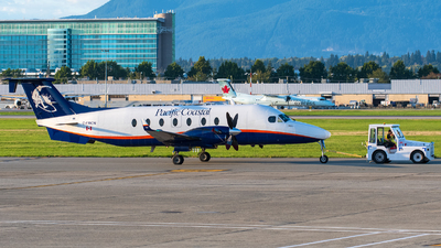C-FMCN - Beech 1900D - Pacific Coastal Airlines
