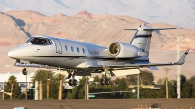 N168ZZ - Bombardier Learjet 60 - Private