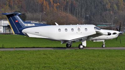 A picture of HBFRC - Pilatus PC12/47E -  - © Mirko Bleuer