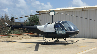 4X-BEU - Enstrom 280FX Shark - Private