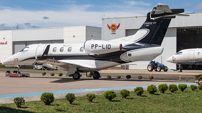 PP-LID - Embraer 505 Phenom 300 - Líder Táxi Aéreo