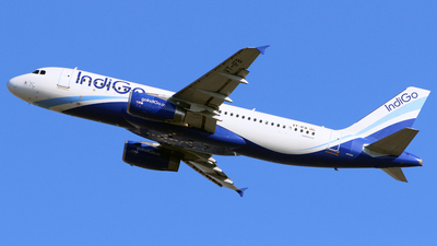A picture of VTIFB - Airbus A320232 - IndiGo - © Silas