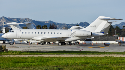 A picture of SERGB - Bombardier Global Express -  - © Nathaniel Schott