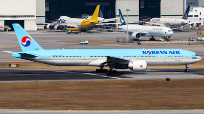 HL8346 - Boeing 777-3B5ER - Korean Air