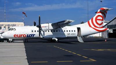 SP-EEC - ATR 42-300 - EuroLOT