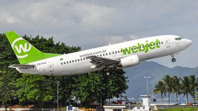 PR-WJN - Boeing 737-36Q - WebJet Linhas Aéreas