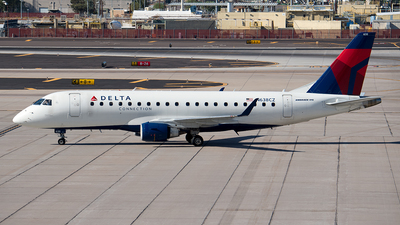 N635CZ - Embraer 170-200LR - Delta Connection (Compass Airlines)