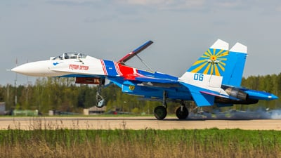 06 - Sukhoi Su-27P Flanker - Russia - Air Force