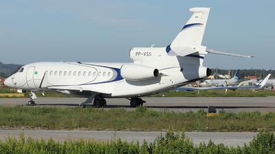 PP-VSS - Dassault Falcon 7X - Private