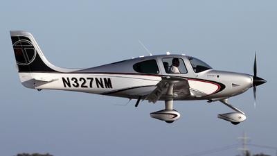 N327NM - Cirrus SR22T - Private