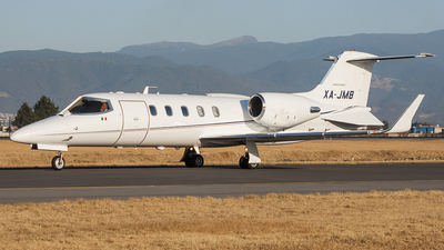 XA-JMB - Bombardier Learjet 31A - Private