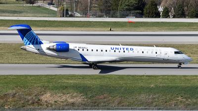 N532GJ - Bombardier CRJ-550 - United Express (GoJet Airlines)