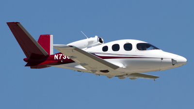 N730FA - Cirrus Vision SF50 - Private