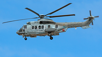 A picture of FWWOT - Airbus Helicopters H225 - Airbus - © Roman Valladares