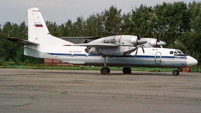 RA-69306 - Antonov An-32A - Ufa Motors