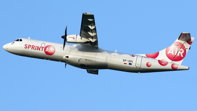 SP-SPI - ATR 72-212A(500)(F) - SprintAir