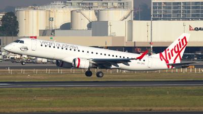 VH-ZPO - Embraer 190-100IGW - Virgin Australia Airlines