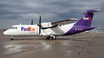 EI-FXE - ATR 42-300(F) - FedEx Feeder (ASL Airlines)