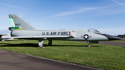 59-0137 - Convair F-106A Delta Dart - United States - US Air Force (USAF)