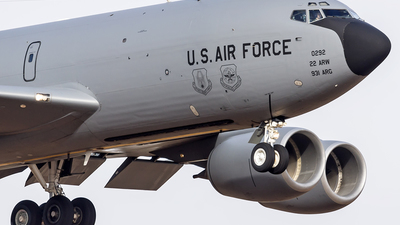 61-0292 - Boeing KC-135R Stratotanker - United States - US Air Force (USAF)