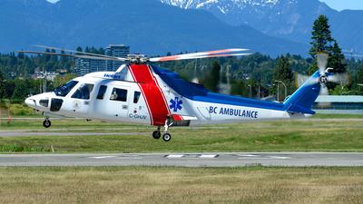 C-GHJV - Sikorsky S-76A - Helijet International