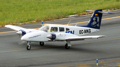 A picture of ECMKG - Piper PA44180 Seminole -  - © Sergio Vázquez