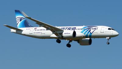 SU-GFE - Airbus A220-371 - EgyptAir