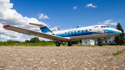 RA-88188 - Yakovlev Yak-40 - Severstal Air Company