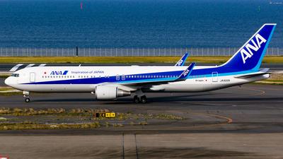 JA622A - Boeing 767-381(ER) - All Nippon Airways (Air Japan)