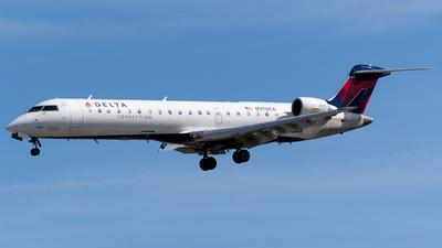 N376CA - Bombardier CRJ-701ER - Delta Connection (GoJet Airlines)