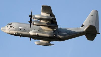 166380 - Lockheed Martin KC-130J Hercules - United States - US Marine Corps (USMC)