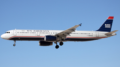 N540UW - Airbus A321-231 - US Airways
