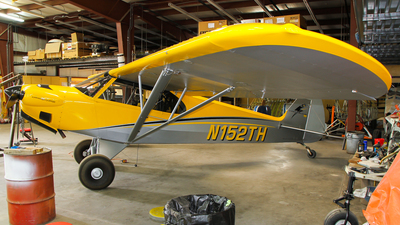 N152TH - Cub Crafters CC-11-160 Carbon Cub SS - Private
